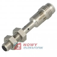 Czujnik ind. E2E-S05S12-MC-C1  1,2mm M5 NPN NO 10-30V DC złącze M8