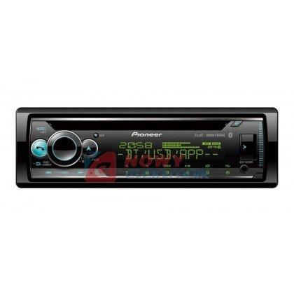 Radio samoch.PIONEERDEH-S520BT CD+USB+BT+VARIO COLOR