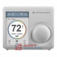 "Termostat Ferguson Wi-Fi FS1TH  3,5"" 5-37°C SmartHome regulator temper."