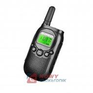 Radiotelefon BAOFENG BF-T6 1szt PMR Krótkofalówka czarne