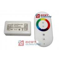 Sterownik LED RGB 18A 433KHz bi. biały 3-kanały 6A na kanał RF