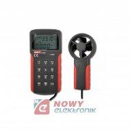 Miernik cyfrowy UT362 USB anemometr