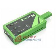 Czytnik TachoTerminal PRO 1 do pobierania danych z tachografów