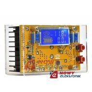 Moduł zasilacza regulow.stDN LCD max10A 7-40V WINNERS przetwornica