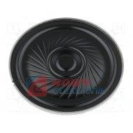 Głośnik miniaturowy 5cm 0,1W 8,0 Ω