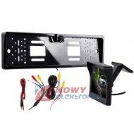 Kamera cofania + monitor LCD4,3 TRACER RVIEW S2 12V ZESTAW