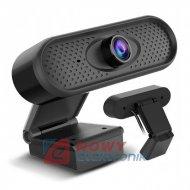 Kamera PC RS680 FHD 1080P NANO  wbudowany mikrofon INTERNETOWA USB