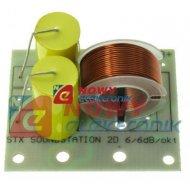 Zwrotnica 2D 6-4/4 50W       STX 4500Hz 4Ω