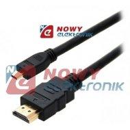 Kabel HDMI - micro HDMI 5m mikro HDK78 Vitalco