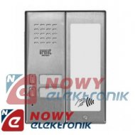 Panel 5025/2D-RF 2 p.+ daszek z czytnikiem RFID