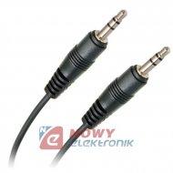 Kabel jack 3,5st wt.-wt.10m ICIDU