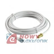 Kabel wt.SMA/gn.SMA 15m RG174