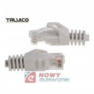 Kabel LAN kat.5e UTP 20m szary 5P41 TALVICO HQ