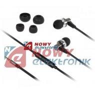 Słuchawki douszne M-LIFE 3.5 met z mikrofonem iphone/samsung