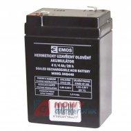 Akumulator 6V-4Ah         EMOS P2306
