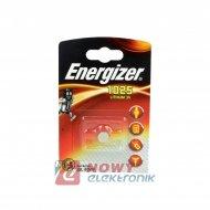 Bateria CR1025 ENERGIZER 3V