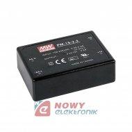 Zasilacz PM-15-24 AD/DCMeanWell 15W 24V DC 0,63A ,do wlutowania do płyty