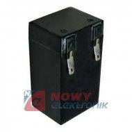 Akumulator 6V 2.3Ah 43x37x75x75mm