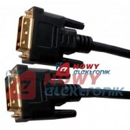 Kabel DVI-DVI 1,8m (24+5pin)