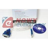 Przejściówka z USB na RS232  AP