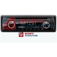 Radio samoch.BLAUPUNKTMANCHESTE R 110 CD+USB+SD MANCHESTER