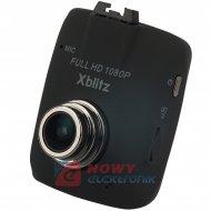 Rejestrator trasy Xblitz Black Bird 2.0 GPS /Night Mode/140°/SONY