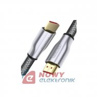 Kabel HDMI 10m UNITEK LUX 2.0 4K ULTRA HD