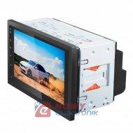 Radio samoch.LTC AVX-A8100 2DIN USB/SD/MP3/BT/CAM 4x45W