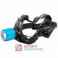 Latarka czołowa LED Ursa T6 5W Esperanza