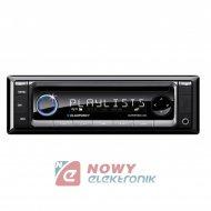 Radio samoch.BLAUPUNKTCUPERTINO 220 CD+USB 4x50W FM+długie fale MW/LW