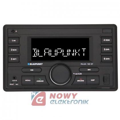 Radio samoch.BLAUPUNKT 2DIN     PALMA 2-din BLUETOOTH