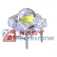 Dioda LED 5mm FLUX B niebieska ][000409]