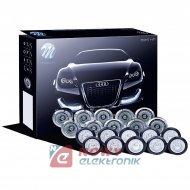 Światła dzienne LED 825HP M-Tech M-Tech srebrna ,automat, czarna LED