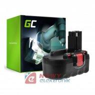 Akumulator Bosch 18V 3000mAh    BAT025 BAT026 BAT160 GREEN CELL