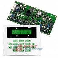 Zestaw alarm. CA-5 KPL-LCD      manipulator CA5KLCD + płyta CA5 SATEL