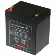 Akumulator 12V-5Ah  POWERBAT żelowy