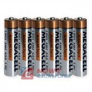 Bateria LR3 MEGACELL ALKALINE SUPER