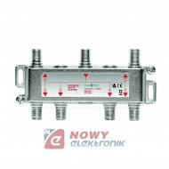 Spliter 1/6 Axing SVE 60-01 5-2320 MHz DVB-T/SAT rozgałęźnik 6-krot.