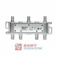 Spliter 1/6 Axing BVE 60-01 5-1006 MHz DVB-T rozgałęźnik 6-krotny