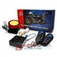 Alarm motocyklowy VT-600B do motoru, skutera, Quada AMT