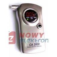 Alkomat CA2000     + kalibracja gratis