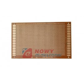 Płytka uniwers.90x150mm PI03-PCB wiercona  -- 30297