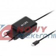 Ładowarka USB-C sieciowa 5V/2,1A sieciowa zasilacz