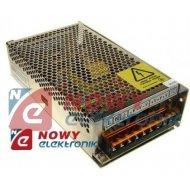Zasilacz imp. 24V 200W 8,3A CCTV Przemysłowy