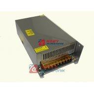 Zasilacz imp. 12V 500W 40A EK CCTV przemysłowy
