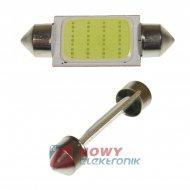 Dioda LED C5W 39mm COB-LED Biała 12V