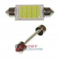 Dioda LED C5W 41mm COB-LED Biała 12V
