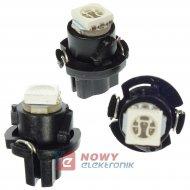 Dioda LED T5 1SMD5050 Czerwona 12V R5 B85D