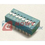 Przełącznik DIP SWITCH 8 pin
