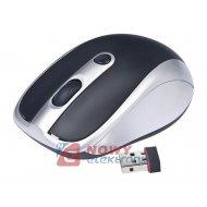 Mysz optyczna GEMBIRD MUSW-002 bezprzewodowa